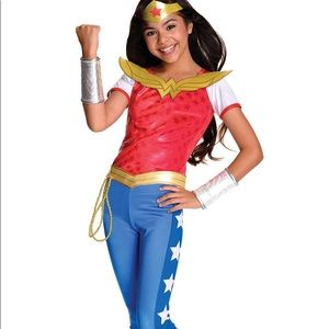 Wonder Woman DC Comics Halloween Costume
